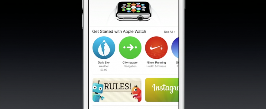 Submitting Apple Watch Apps to the App Store