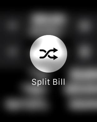 Tip Calculator - Apple Watch 7