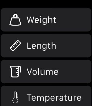 Adding WatchKit Table Lists in Apple Watch