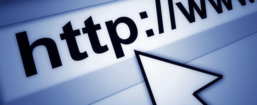 URL string